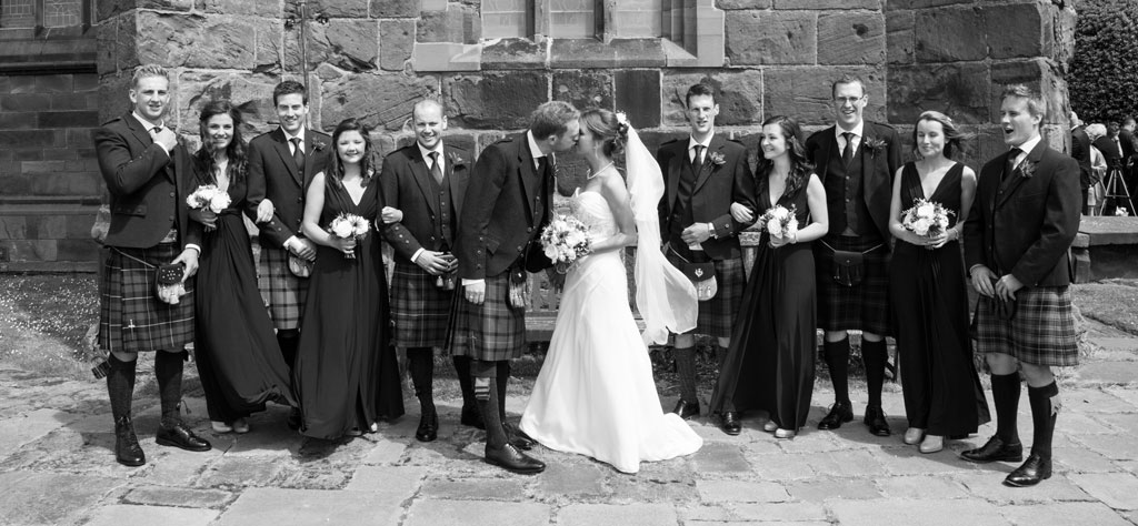 Matthew and Hattie wedding photography